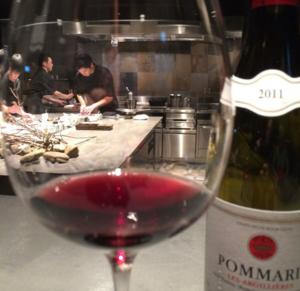 Florilege wine glass © Tokyo Food File