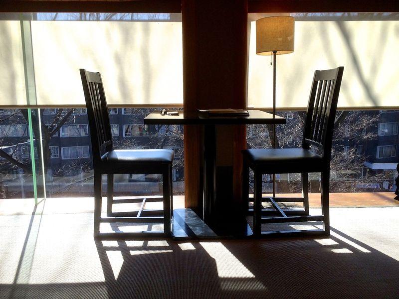 Matsubara-an table ©Tokyo Food File
