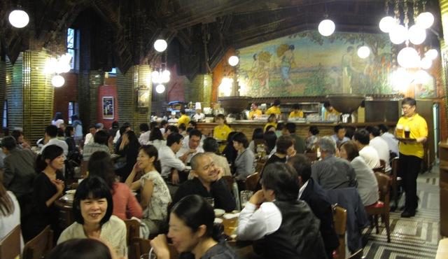 lionbeerhall © Tokyo Food File