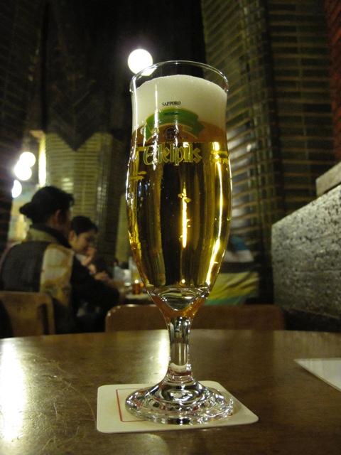 lionbeerhall edelpils © Tokyo Food File