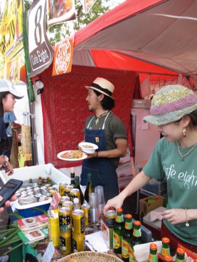 Cafe 8 © Tokyo Food File