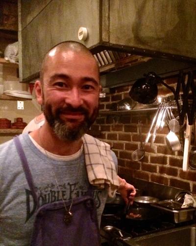Beard Chef Shin Harakawa © Tokyo Food File