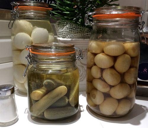 Malins pickles © Tokyo Food File