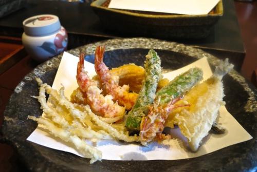 Zezankyo tempura © Tokyo Food File