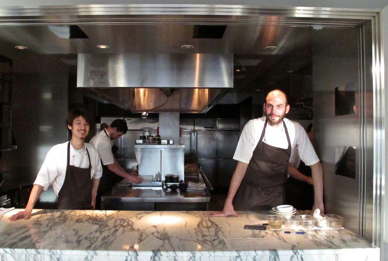 Nomatokyo chefs © Tokyo Food File