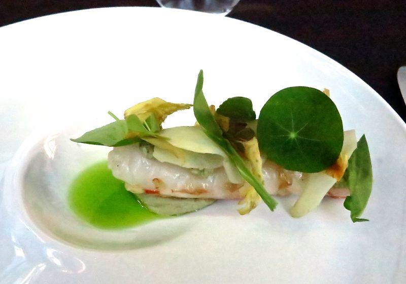 Gambero luca x massimo © Tokyo Food File