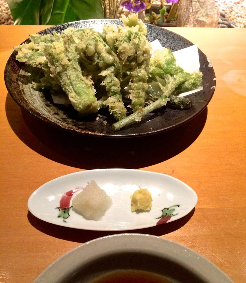 Kamiyama - sansai © Tokyo Food File