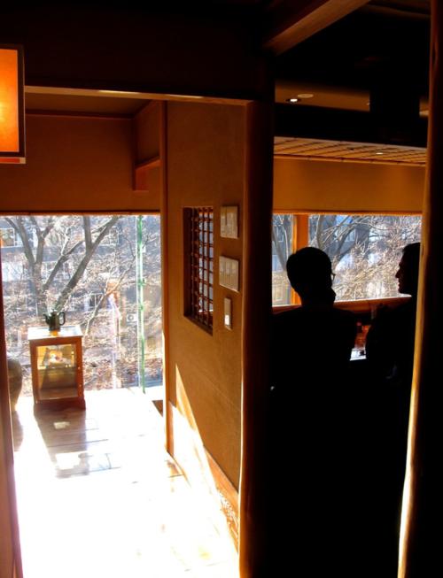 Matsubara-an interior 2 ©Tokyo Food File