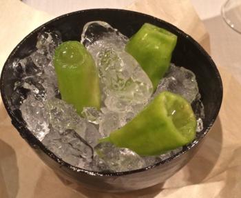 Alex peppers © Tokyo Food File