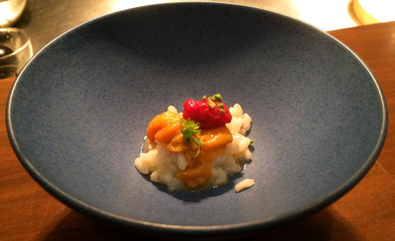 Erba - risotto © Tokyo Food File