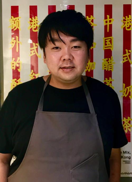 Toshiro Minami © Tokyo Food File