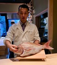 Kurogi - Jun Kurogi + tai © Tokyo Food File
